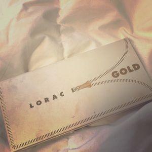Lorac Gold Palette